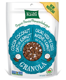 Kashi® Cocoa Coconut Oat With Kamut Khorasan Wheat Granola