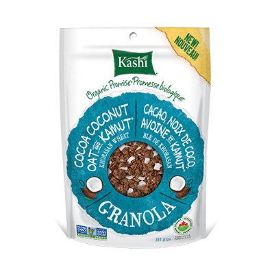 Kashi® Cocoa Coconut Oat With Kamut Khorasan Wheat Granola