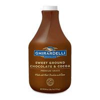 Ghirardelli Chocolate Sweet Ground Chocolate & Cocoa Flavored Sauce