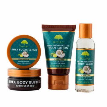 Tree Hut Coconut Lime Travel Kit