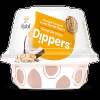 Yoplait® Dippers™ Toasted Coconut Greek Yogurt + Honey Oat Crisps