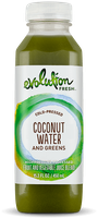 Evolution Fresh™ Coconut Water and Greens Juice