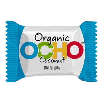 OCHO Organic Coconut Filled Dark Chocolate Candy Bar
