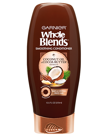 Garnier Whole Blends™ Coconut Oil & Cocoa Butter Extracts Smoothing Conditioner