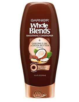 Garnier Whole Blends™ Smoothing Conditioner With Coconut Oil & Cocoa Butter Extracts