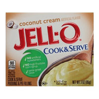 JELL-O Coconut Cream Cook & Serve Pudding & Pie Filling