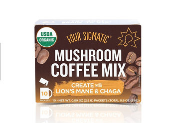 Four Sigmatic Mushroom Coffee With Lion's Mane