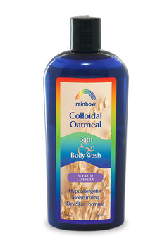 Rainbow Research Colloidal Oatmeal Body Wash Lavender