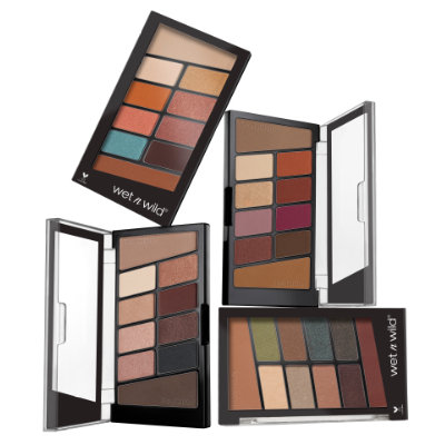 wet n wild ColorIcon Eyeshadow 10 Pan Palette