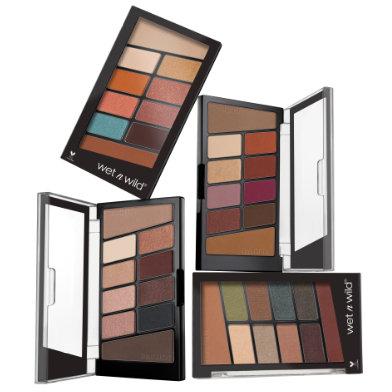 Shop for Wet N Wild 10-Pan Studio Eyeshadow Palette in