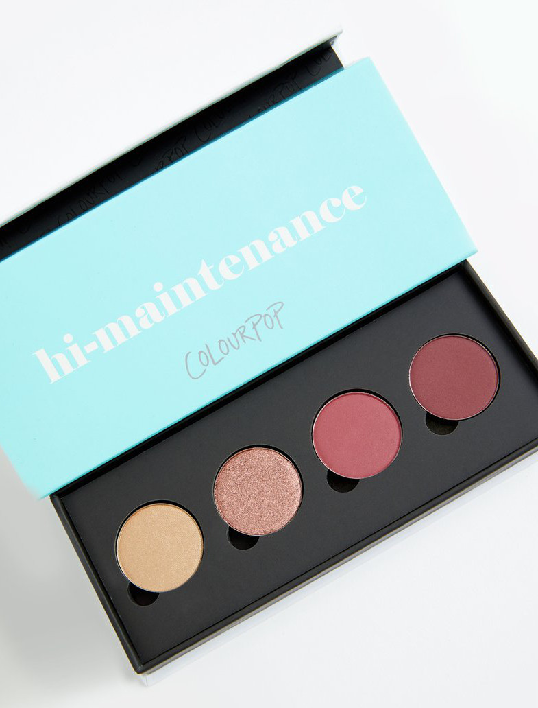 ColourPop Hi-Maintenance Pressed Powder Shadow Palette