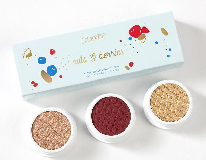ColourPop Nuts and Berries Eye Set