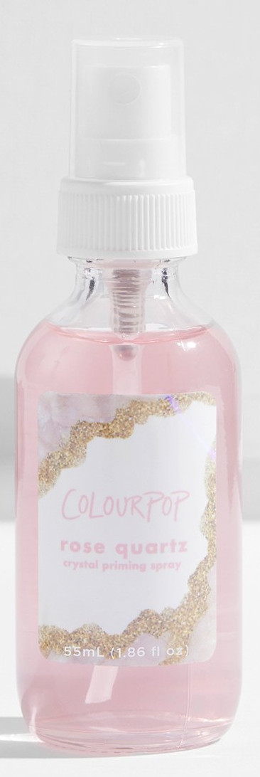 ColourPop Rose Quartz Crystal Priming Spray