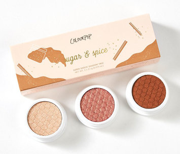 ColourPop Sugar and Spice Eye Set