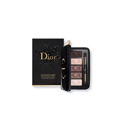 Dior Colour Design Eye Palette Holiday Eyes Palette