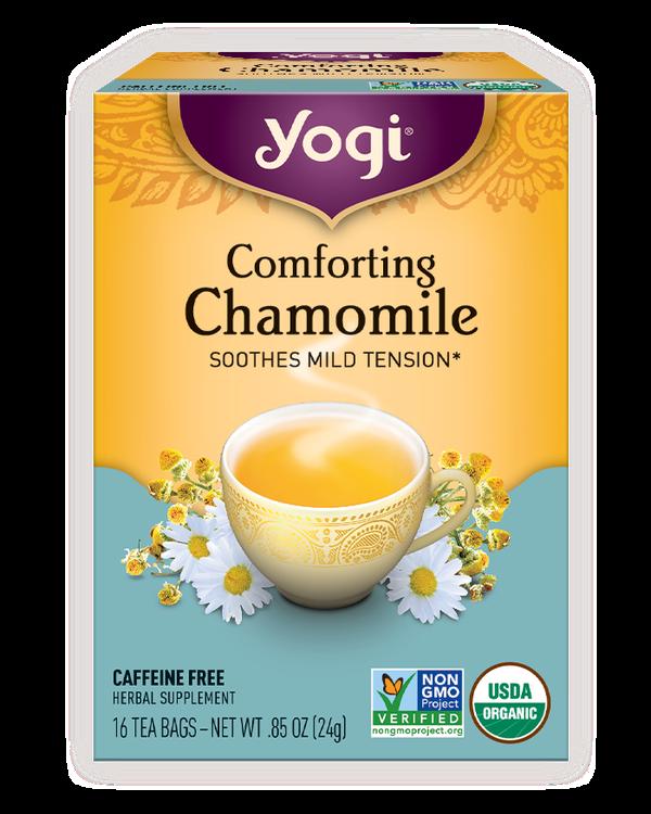 Yogi Tea Yogi Comforting Chamomile Tea