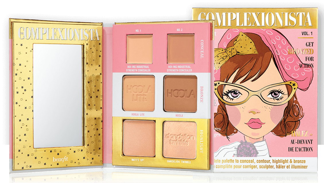 Benefit Cosmetics The Complexionista