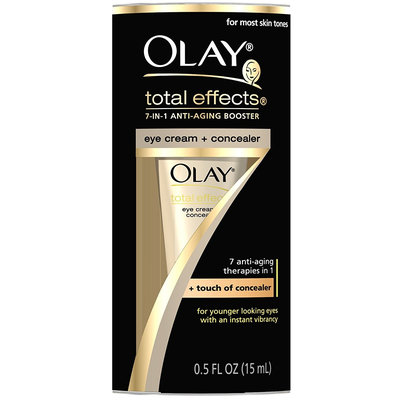 Olay Total Effects 7 in One Anti Aging Booster Eye Cream and Concealer