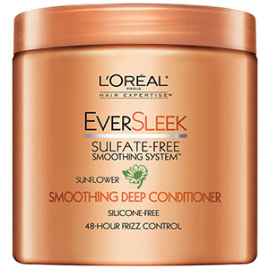 L'Oréal Paris Hair Expertise EverSleek Sulfate-Free Smoothing System™ Smoothing Deep Conditioner