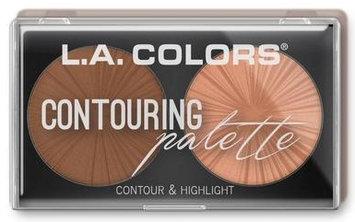 L.A. Colors Contour & Highlight Contouring Palette