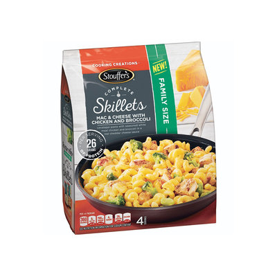 Stouffer's Mac & Cheese With Chicken And Broccoli