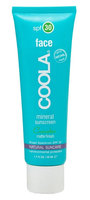 Coola Face SPF 30 Cucumber Matte Finish Finish Mineral Sunscreen