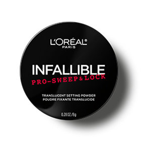 L'Oréal Paris Infallible® Pro Sweep & Lock Loose Setting Face Powder