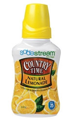 Sodastream Country Time Natural Lemonade Sparkling Drink Mix