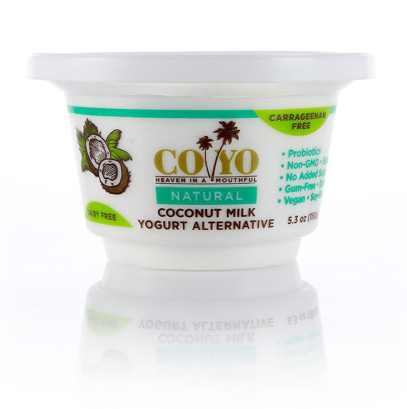 Coyo Coconut Milk Yogurt Natural