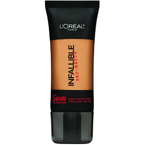 L'Oréal Paris Infallible® Pro-Matte Foundation
