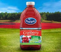 Ocean Spray Cranberry Juice Cocktail with Lime