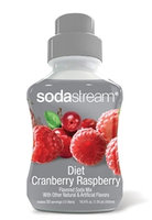 SodaStream Diet Cranberry Raspberry Soda Mix Syrup