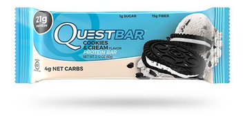 QUEST NUTRITION Cookies & Cream Protein Bars