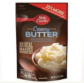 Betty Crocker™ Creamy Butter Mashed Potatoes
