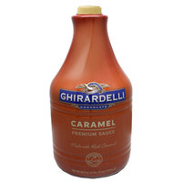 Ghirardelli Chocolate Creamy Caramel Flavored Sauce