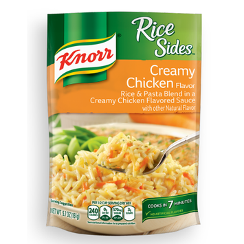 Knorr® Rice Sides Creamy Chicken Rice