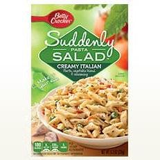 Betty Crocker™ Suddenly Pasta Salad™ Creamy Italian