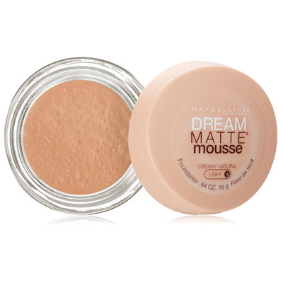 Maybelline® New York Dream Matte® Mousse Foundation