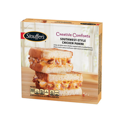 Stouffer's Southwest-style Chicken Panini