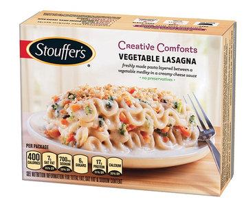 Stouffer's Vegetable Lasagna
