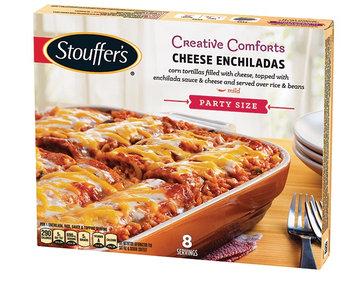 Stouffer's Cheese Enchiladas