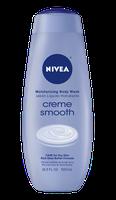 NIVEA Creme Smooth Moisturizing Body Wash