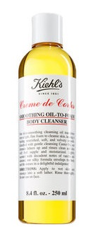 Kiehl's Creme de Corps Smoothing Oil to Foam Body Cleanser