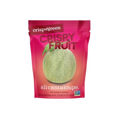 Crispy Green Crispy Cantaloupe
