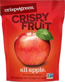 Crispy Green Crispy Apple