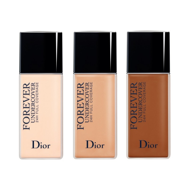Dior Diorskin Forever Undercover 24h* Full Coverage Water-Based Foundation