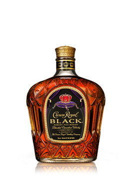Crown Royal Whisky Black