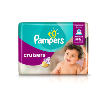 Pampers Cruisers Size