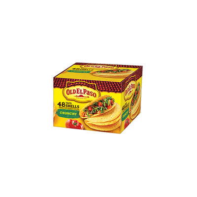 Old El Paso® Crunchy Taco Shells
