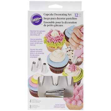 Cupcake Decorating Kit by Wilton